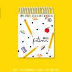 Sharp Mini Notebook