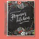 Flowers Board Cookbook