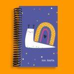 Snail Pocket Notebook