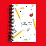 Sharp Deluxe Pocket Notebook