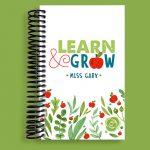 Apple Garden Pocket Notebook