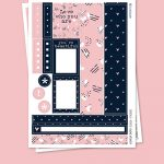 Lovely Dots Stickers para Planner