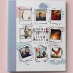 Polaroids Wedding 3- Ring Binder