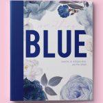 Something Blue Wedding 3- Ring Binder