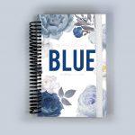 Something blue Wedding Money Book