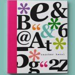 Big Letters Binder