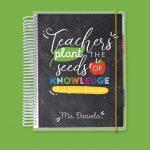 Seeds Teacher's Planner 2021-2022