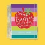 Super Teacher! Teacher's Planner 2021-2022