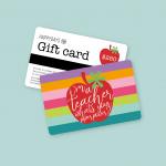 Super Teacher Gift card (Virtual)