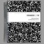 Retro Business Notebook