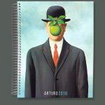 Sun of men  Business Notebook