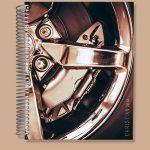 Wheel Business Notebook